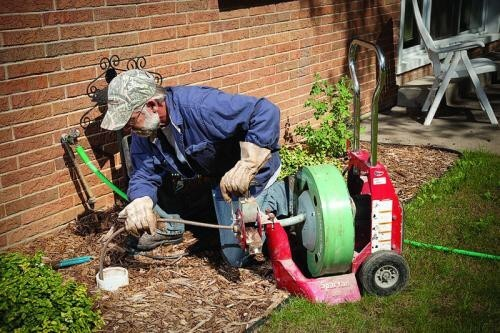 Sewer Cleaning Services Provided by Admiral Plumbing Services, LLC